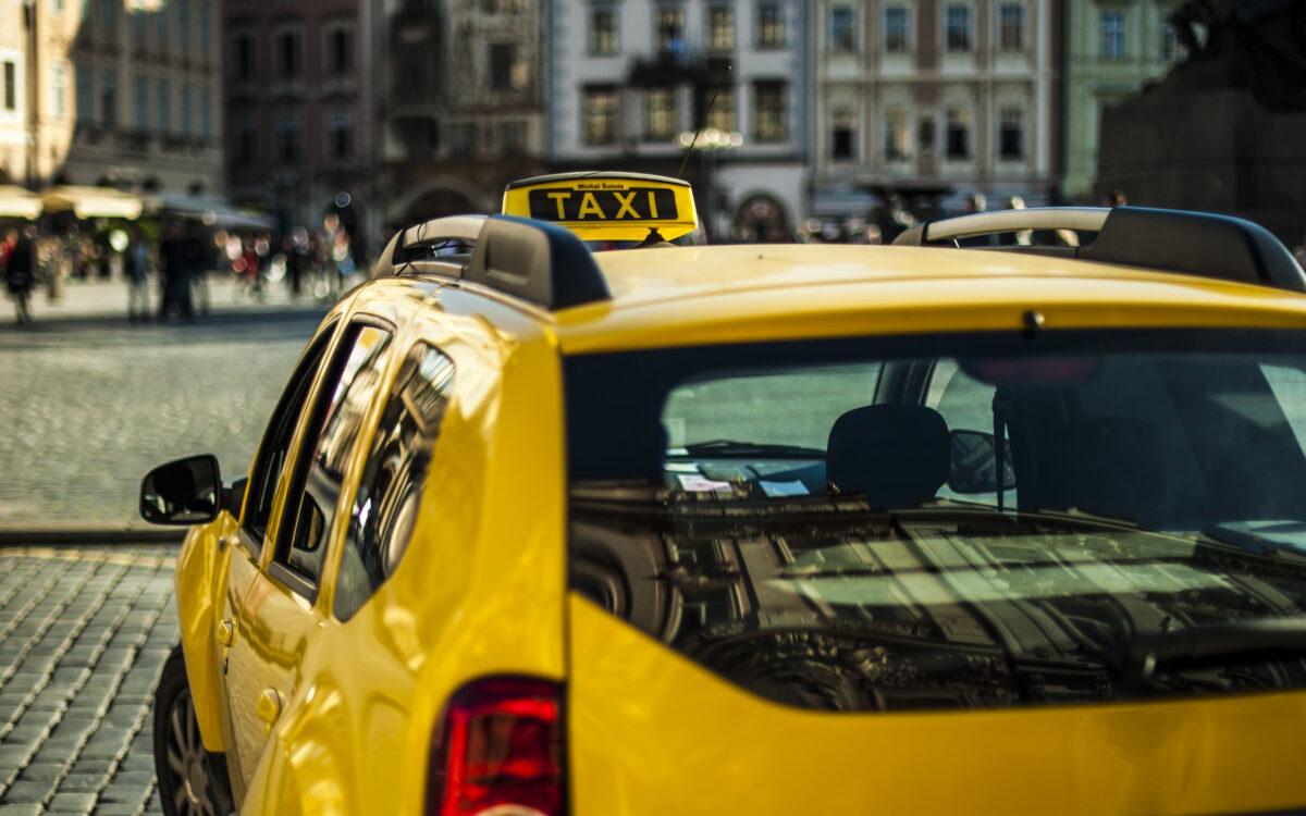 Taxi in Yerevan