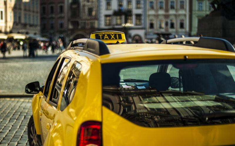 Taxis in Yerevan