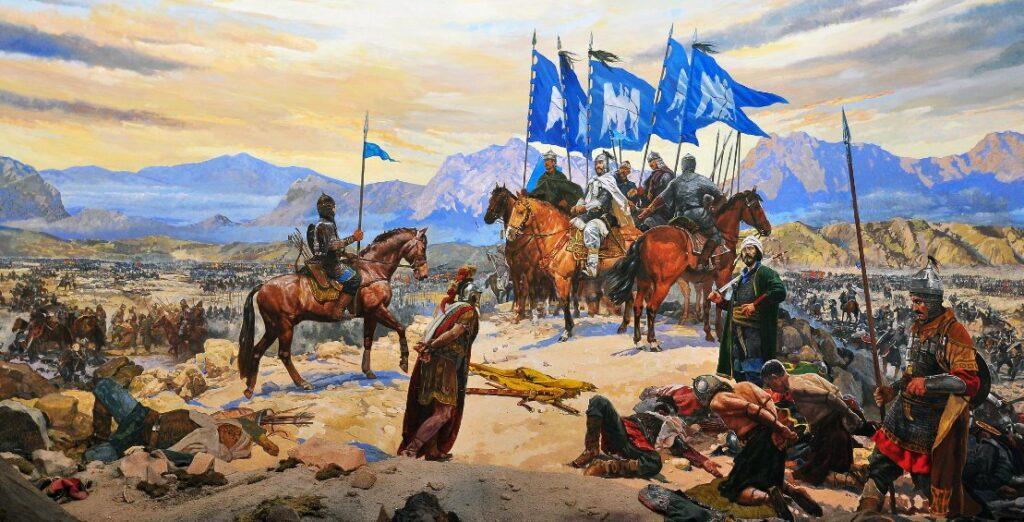 Ottoman, The Battle of Manzikert and the Beginning of Seljuk Dominance