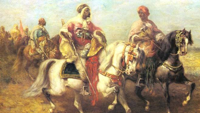 Arab invasion of Byzantine empire