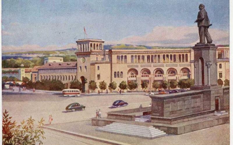 Life in the Soviet Armenia