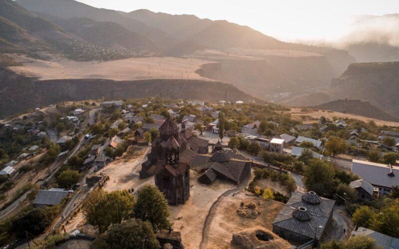 The Foundation of Armenia